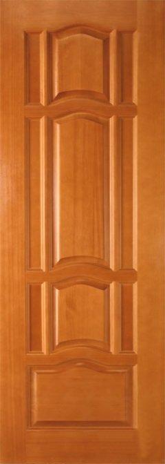 Дверь металлическая с зеркалом ампир